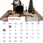 Calendario Los Llanos Vital 2019